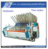 Two Motors Furniture Manufacturing Wood Board Jointing Machine Jointer/ Composer/ Clamp /Fixture Carrier with Hydraulic Press