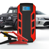 Dual USB Portable Multi-Functional Battery Car Jump Starter 12V with Screen-Display and LED Lighting, Long-Life Work Under Extreme Temperature Gap