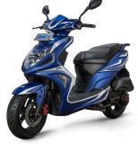 Sanyou 150cc K6 12inch Wheel Gas Scooter