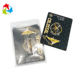 Transparent Double Plastic Blister Pack with Insert Card