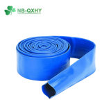 Agriculture Irrigation Industrial PVC Lay Flat Flexible Discharge Water Pump Hose
