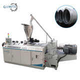 High Efficiency Sjz Series Twin Screw Extruder PVC Pipe Production Line 160-400mm