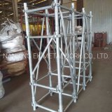 Heavy Duty C60 Crab Shoring System Scaffolding T-Frame/Multi Crab System