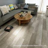 Wooden 5mm Waterproof Fireproof Spc Click Vinyl Plank Flooring