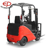 Continous 8hours Operation Electric Forklift Truck with Ep Brand