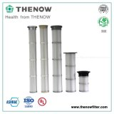 Pulse Clean Long Pleated Air Filter Cartridges in Casting Plant