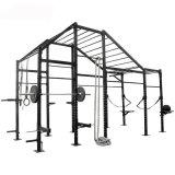 Commercial Multi Function Power Rig Crossfit Rack Crossfit Gym Equipment