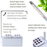 Smart Hydroponic Integrated LED Plant Grow Light