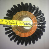 120mm Black Nylon Glass Cleaning Brush (YY-277)