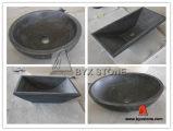 Bluestone / Black Limestone Stone Sink for Bathroom