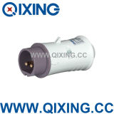 50V 16AMP 2pin Waterproof Low Voltage Plug Supplier China Qixing