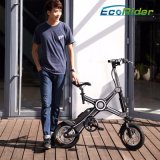 Ecorider Lithium Battery Folding Electric Bike/Mini Bicycle/Foldable Ebike 250W