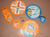 Toy & Hobbies Flying Nylon Frisbee for Promotion (3488)