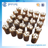 Quarrying Small Hole Drilling Thread Rock Drill Bits
