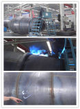 Truck Semi Trailer Fuel Gas Aluminum Tank Welding Machine
