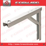 OEM Shelf Steel Welding Wall L-Shaped Bracket