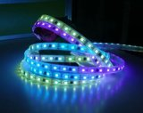 5050SMD Digital RGB Ws2812b Apa104 Full Color LED Strip