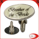 Cheap Fashion Zinc Alloy Cufflink for Sale