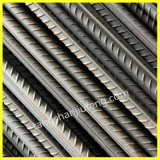 Hot Rolled Steel Bar, Deformed Steel Rebar for Building