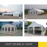 Deluxe Canvas Durable Ridge Roof Wholesale Tents for Party