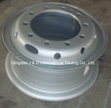 Tube Truck Wheel 7.00-20, 8.00-20, 8.50-24 Wheel for Truck Tyre