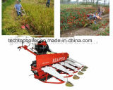 Mini Self-Walking Combine Harvester/Swather/Reaper