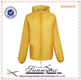 Unisex Doubleside Multicolor Softshell Hoody Jacket