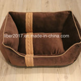 Rectangle Luxury Dog Bed Pet Supply Accessories Sofa Cushion Dog Cat Bed Luxury Pet Dog Beds
