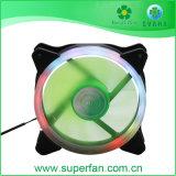 120mm Multi Color LED Fan for Computer