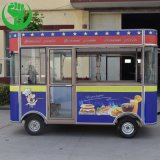 Best Price Fast Food Truck Electric Food Bus