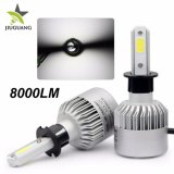 Wholesale Cheapest 8000lm High Low Beam Light Waterproof COB Chips H4 H7 H13 Auto LED Headlight Bulbs for Car