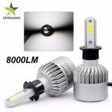 Wholesale Cheapest 8000lm High Low Light Waterproof H4 Car Headlight, H13 LED Headlight Bulbs