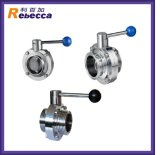 Sanitary Stainless Steel Butterfly Valves