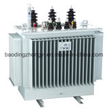 Customized Double Winding Power Supply 3phase 11kv Oil Cooled Electrical Transformer