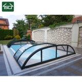 Solar Pool Cover Clear with Aluminium Frame and Polycarbonate Panel