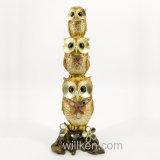 Hot Selling Resin Home/ Garden Decor Owl Sculpture