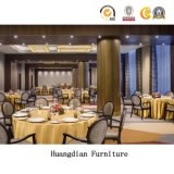 Wholesale Restaurant Furniture Wooden Hotel Dining Table and Chair (HD1233)
