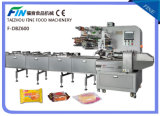 Automatic Pillow Packing Machine for Chocolate and Bread