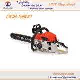 58cc 2.3kw Olyin Professional Gasoline Chainsaw Ocs5800