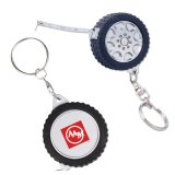 3 Feet Promotional Measure Tape Key Chain (PM104)
