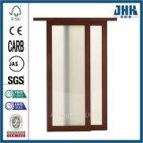 Price of European Glass Doors Interior Wooden Sliding Door