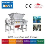 Dytss- Two Shaft Shredder Waste Tyre Recycling Extrusion Line