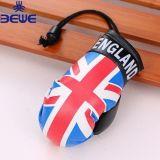 Wholesale Price Custom Country Flag Mini Boxing Glove Keychain
