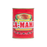 Lower Price 400g*24tins Tomato Paste& Canned Vendor in China
