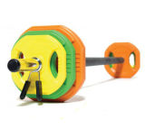 Adjustable Color Barbell Set (SA27)
