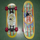 17′′x 5′′ Mini-Skateboard for Kids (B14119)