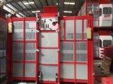 China Construction Building Hoist Elevator / Building Material Lift