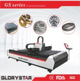 High-Quality Fiber Laser Cutter for The Sheet Metal Industry (GS-3015 2000W)
