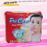 Disposable Baby Diapers, PRO Care Brand with 5 Pieces Popular Package.