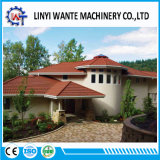 Light Weight Galvanized Steel Sheet Stone Coated Metal Bond Roof Tile